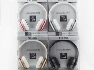 Ликвидация склада! Беспроводные наушники Wireless Headphones P23 4.2+EDR-супер цена!
