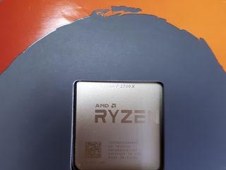 CPU AMD Ryzen 7 2700X 2nd Gen.(3.7-4.3GHz, 8C/16T,L2 4MB, L3 16MB,105W,12nm), Socket AM4, BOX