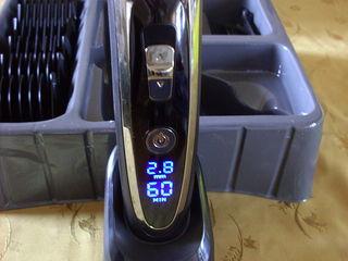 Профессионал машинка стрижки волос Surker 688B. Запасные ножи
