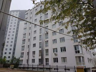 Apartament cu 1 cameră în varianta albă