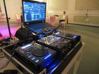 DJ/MC Rich muzica,lumini,sunet.Ди-джей Rich музыка,свет,звук.