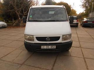 Opel movano urgent