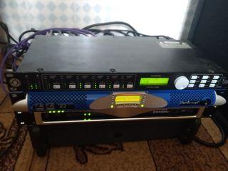 Procesor de sunet cu 6 canale