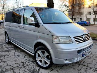 Volkswagen T5 1,9 6 locuri long