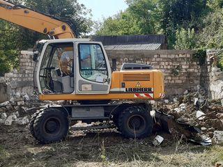Serviciu  excavator