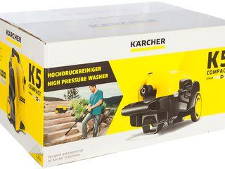 Мойка высокого давления Karcher K 5 EU