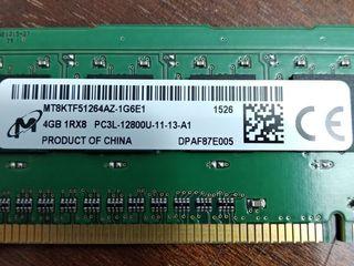 DDR3 PC3L /4Gb/800MHz