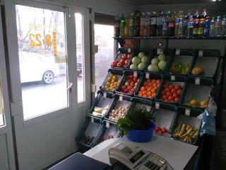 Stativ de metal pentru legume și fructe