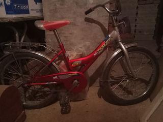 2 biciclete pentru copii de 6 - 10 ani