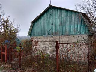 Дачный участок (6 соток) с домом | Vila (6 are) cu o casa pe territoriu