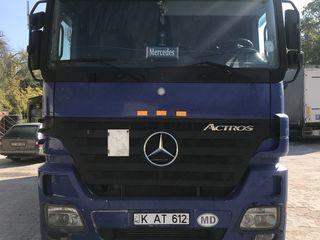 Mercedes Actros 410 паравоз