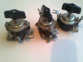 Пакетные включатели ПВ1-10,ПВ2-10,ПВ3-10.Имеется 60 шт.Цена 10 лей шт.