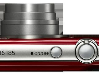Компактный фотоаппарат Canon Ixus 185 Red