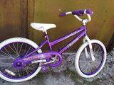 Детский велосипед для дквочки 7-11 лет