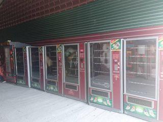 Кофе (Вендинг) автомат Unicum Rosso , Снек Unicum FoodBox