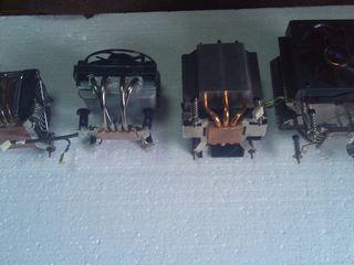 Cooler-e, ventilatoare, куллеры, вентиляторы от 20 лей