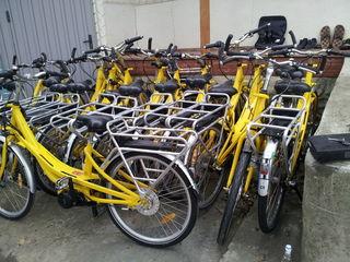 biclete cu motor electric