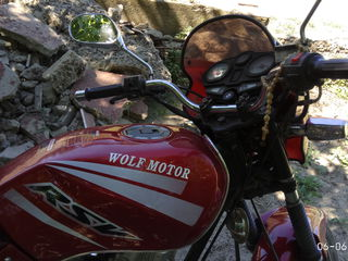 Wolf Motors RSV-125