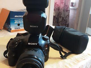 Vind aparat-foto sony a65 пробег не более 10000.работал мало.