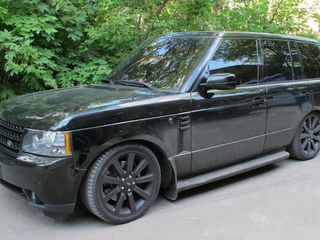 Land Rover- Ремонт пневмоподвески