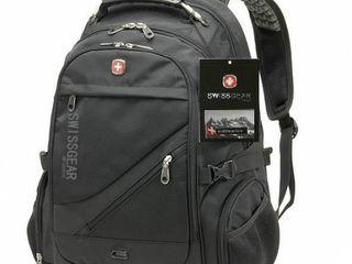Крутой многофункциональный рюкзак Swissgear 8810! USB + 3.5 jack. Супер цена!