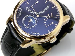 Самые необычные часы Maurice Lacroix - роскошь и стиль