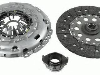 Демфирный маховик,комплект сцепления Мазда дизель Mazda 3/5/6 2.0d