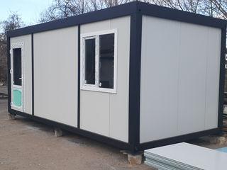 Containere modulare pentru birou sau spații comerciale.