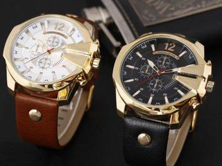 "Ceas barbatesc  Curren ""Big Watch"" original !"