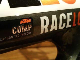Карбоновый KTM Race LC Elite