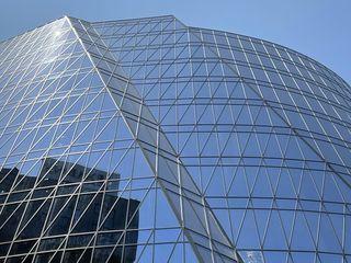 Сдаем офисные помещения от 350м2 до 9000м2 в бизнес центре на Штефан чел Маре!