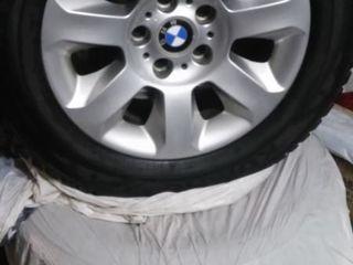 Kumho - KW22, всего 5% износа + Диски BMW