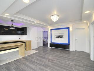 Apartament de lux cu 3 camere în Centru, str. Melestiu, 1100€