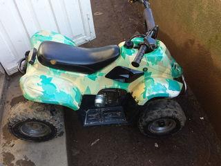 Moto Guzzi ATV+Vidio+negociabil