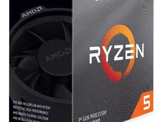 Новый AMD Ryzen 3600 Box