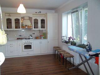 Новый одноэтажный дом 120м2 в п.Чореску!7 соток!