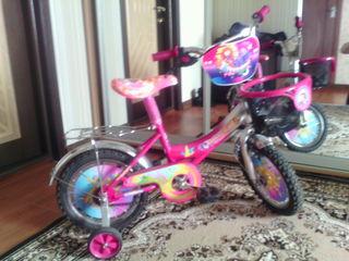 Bicicleta pentru fetite