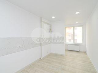 Apartament 2 camere + living, euroreparație, Buiucani 63900 €