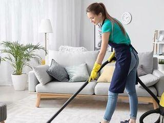 Servicii de cleaning: apartamente, case, oficii, spații comerciale.