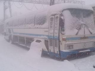 Мерседес автобус 0303 на разборку