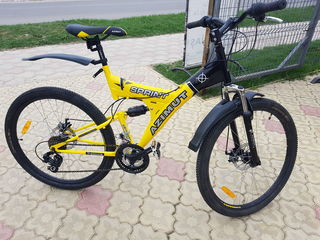 """Продам велосипед Azimut Sprint 26"""" Bicileta Shimano"""