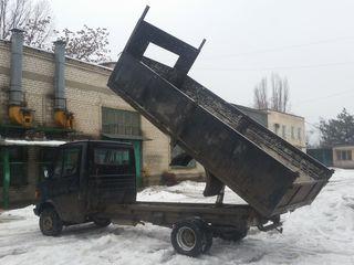 Грузоперевозки строительных материалов. Вывоз строительного мусора