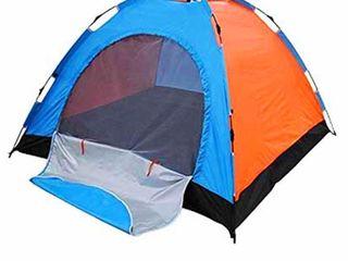 Автоматическая кемпинговая палатка