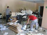 Вывозим строительный мусор, старую мебель, любой хлам есть грузчики