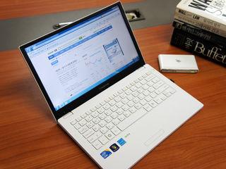 LG XNote P210 ,12.5 hd. Intel Core i5,ram 4gb,hdd 500 gb.bateria nu se incarca.pret 1700 lei.fara ti
