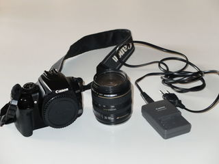 Canon 400d + 28-105mm USM Macro Kit