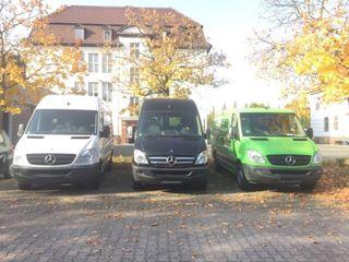 Germania-Austria/Cehia-Moldova zilnic tur-retur transport persoane/colete