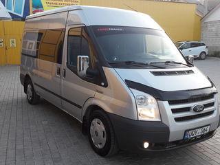 Ford transit-2009-glx-lux