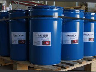 Огнезащитная эмаль Тексотерм для металлоконструкции / Protectie antifoc Texoterm