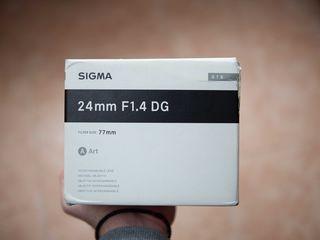 Sigma 24mm 1.4 Art (Canon)